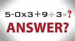 Answer is Eight