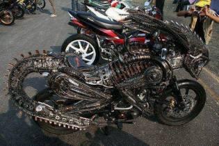 Dragon Motorcycle