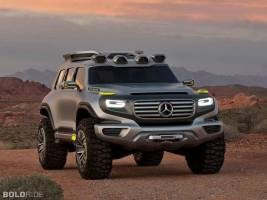 Mercedes Ener-G-Force Concept — with Edwiz, Vipul Mahyavanshi and Frank Scott.