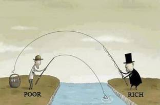 Poor and Rich